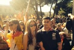Nuevas Generaciones de Navarra participa en la marcha por las víctimas del terrorismo