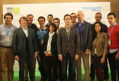 NNGG de Navarra, presente por primera vez en la convención nacional de Nuevas Generaciones
