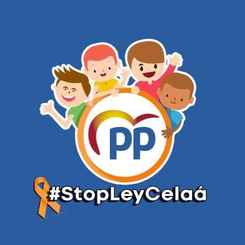 Recogidas de firmas #StopLeyCelaá